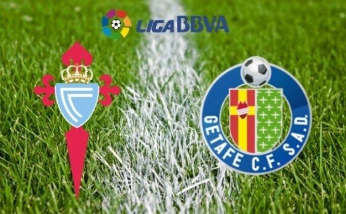 Getafe Celta Vigo maçı canlı hangi kanalda? Getafe Celta Vigo maçı saat kaçta?