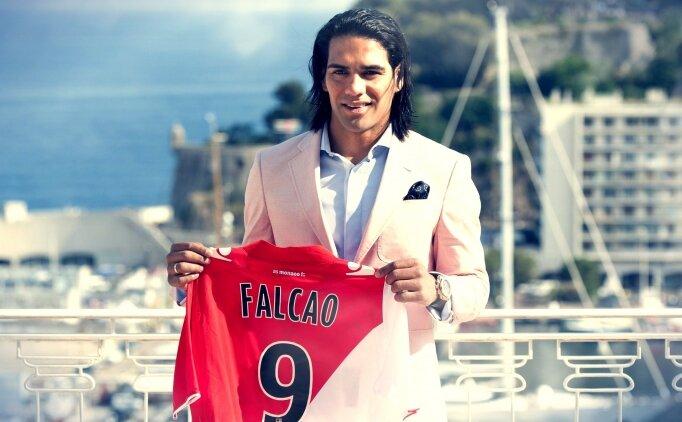 Galatasaray'da Radamel Falcao için bonservis cevabı