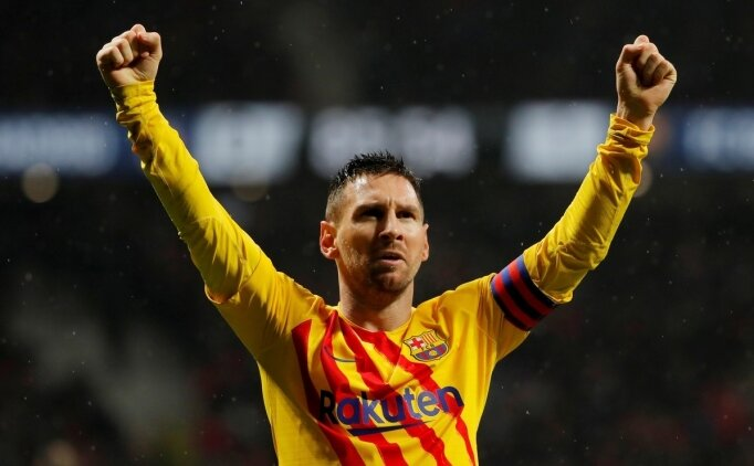 Valverde: 'Messi'ye sahip olmak harika'