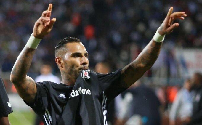 Ricardo Quaresma: 'Beşiktaş'ı takibi bırakmam'