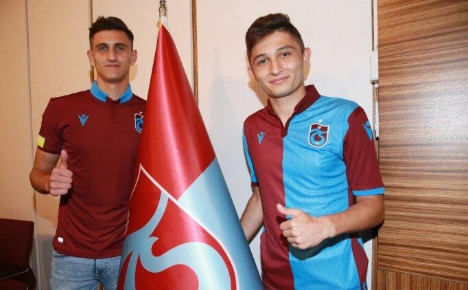 Trabzonspor'dan 2 transfer birden!