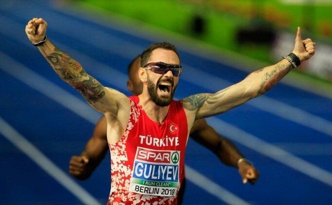Şanghay Elmas Lig'de 3 milli atlet yarışacak!