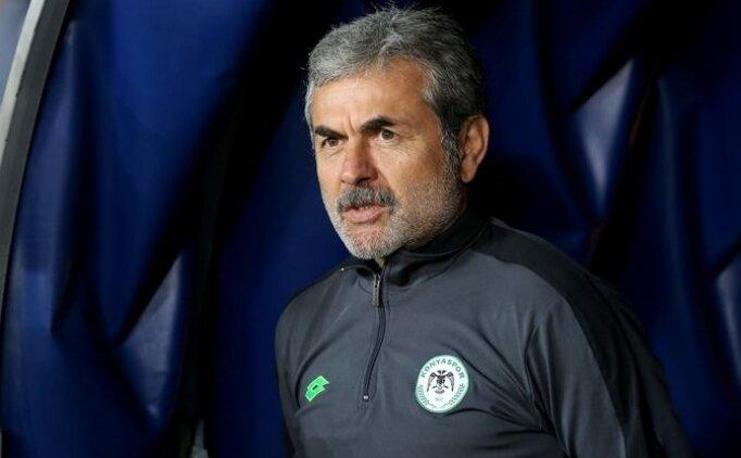Konyaspor'da Rizespor maçı öncesi 2 eksik