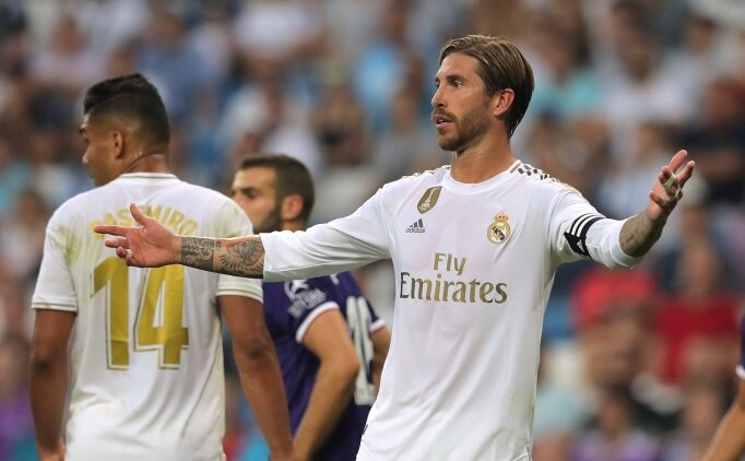 Real Madrid, Enesli Valladolid'i geçemedi