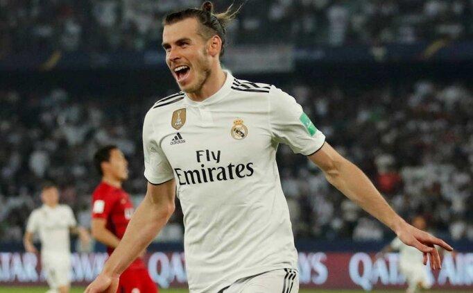 Real Madrid'den Manchester United'a Bale yanıtı! Pogba...