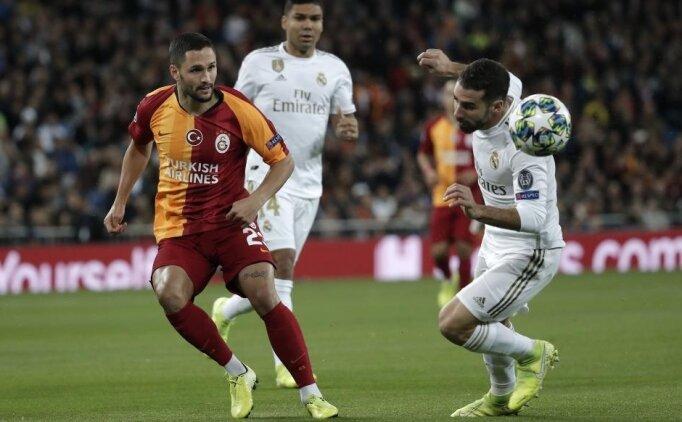 Real Madrid Galatasaray maçı geniş özet İZLE