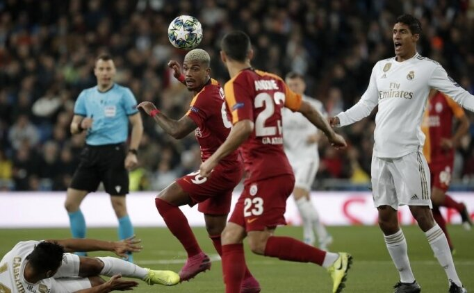 Real Madrid Galatasaray maçı özet linki, RM GS golleri