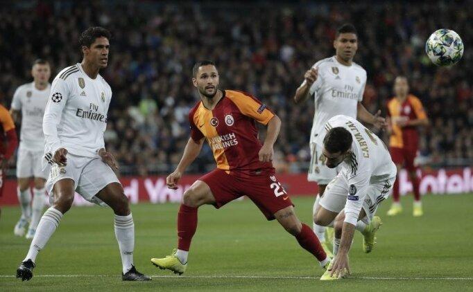 Real Madrid Galatasaray GENİŞ ÖZET İZLE