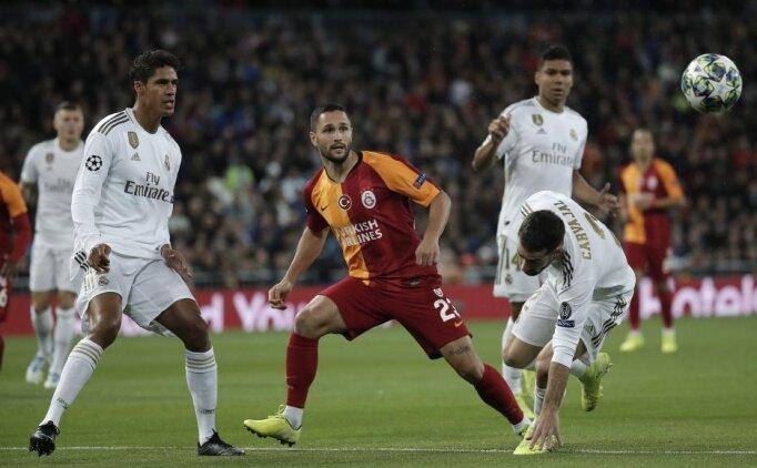Real Madrid Galatasaray maçı kaç kaç bitti? RM GS maçı golleri izle
