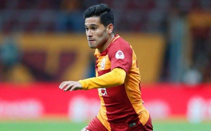 Galatasaraylı Recep Gül, Belçika'ya transfer oluyor