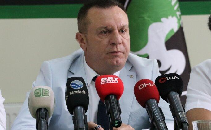 Denizlispor'da yıldız transfer müjdesi