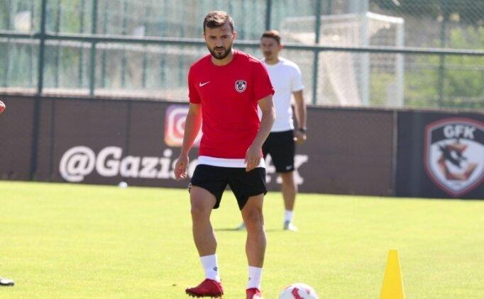 İki futbolcudan Gazişehir Gaziantep'e veda!