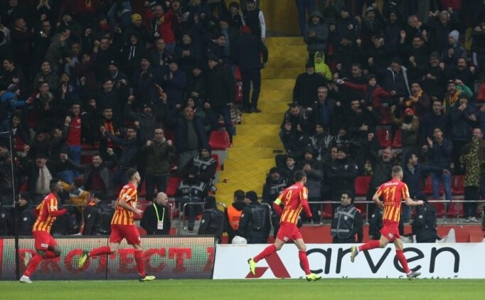 Kayseri'de 'Fenerbahçe kümeye' sesleri!