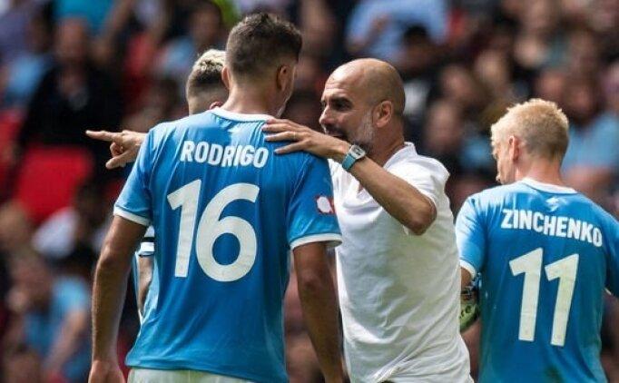 Guardiola'dan Devler Ligi göndermesi