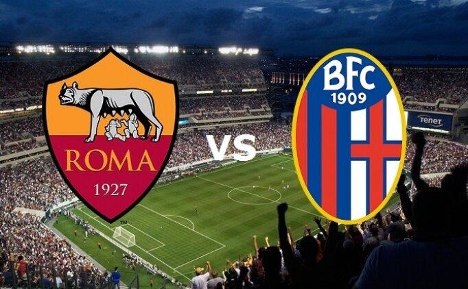 Roma Bologna maçı canlı hangi kanalda? Roma Bologna maçı saat kaçta?