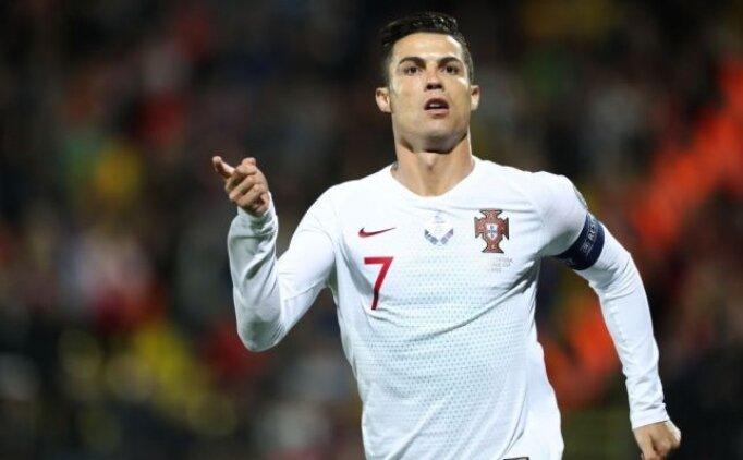 Ronaldo'nun uzun süredir aradığı kadın bulundu!