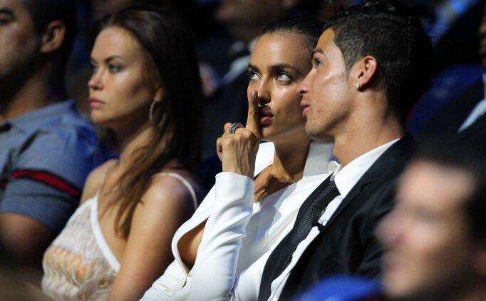 Ronaldo ile Irina Shayk, 5 yıllık sözleşme yapmış!