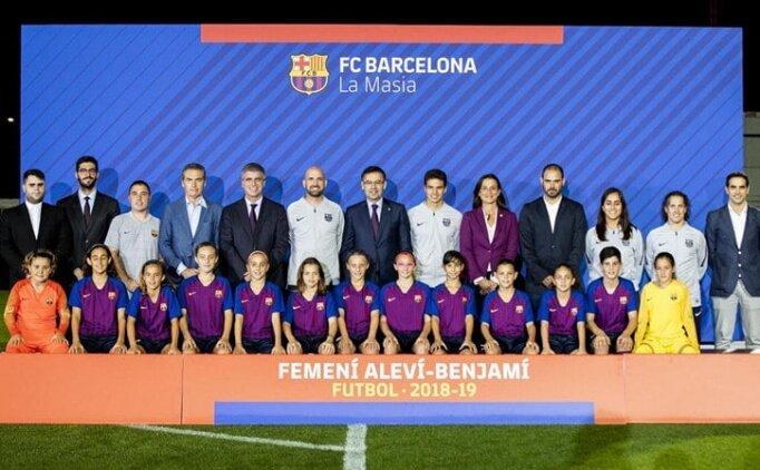 Barcelona'da çılgın rekor: 30'da 30, 329 gol