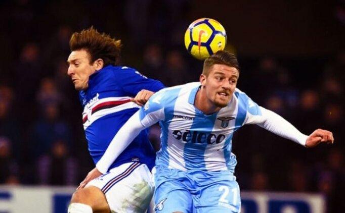 Bilyoner.com ile maç önü: Sampdoria - Lazio
