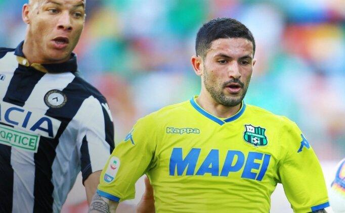 Merihli Sassuolo, Udinese'den tatsız döndü