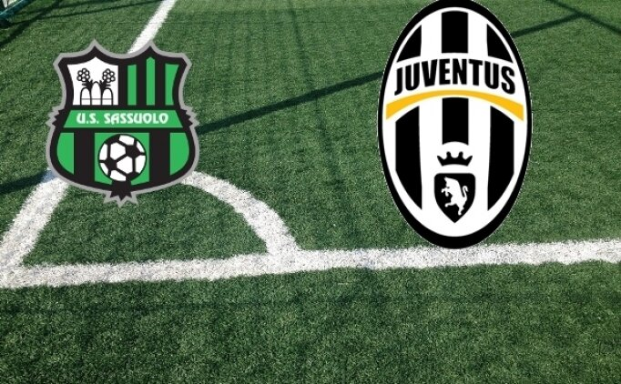 Sassuolo Juventus maçı canlı hangi kanalda? Sassuolo Juventus maçı saat kaçta?