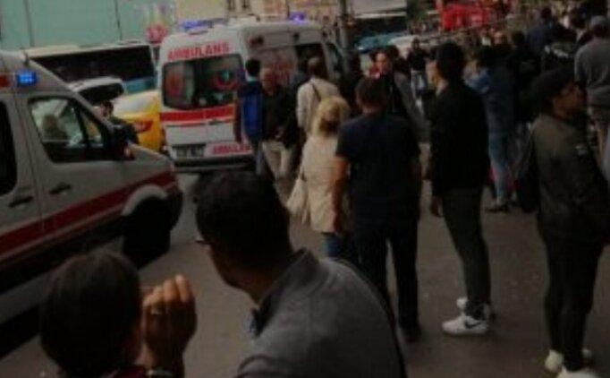 Metroda intihar! Seferler iptal edildi…