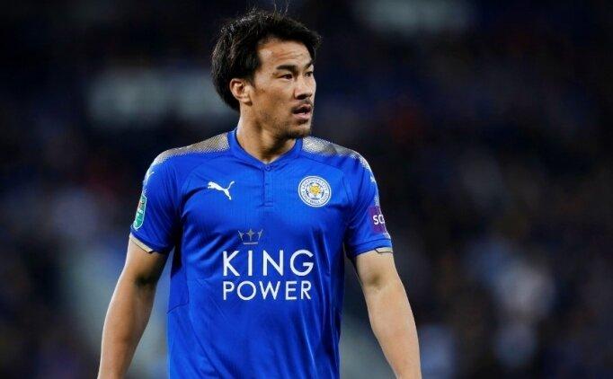 Leicester, Galatasaray'ın da listesindeki Okazaki'yi bırakmıyor