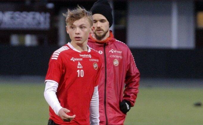 Manchester United, 14'lük Norveçli gencin peşinde