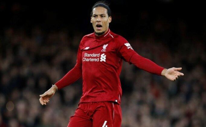 Rio Ferdinand'dan Van Dijk'a öneri; 'En iyi olmak için...'