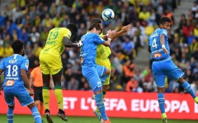 Marsilya, ikinci maçında da gülemedi!