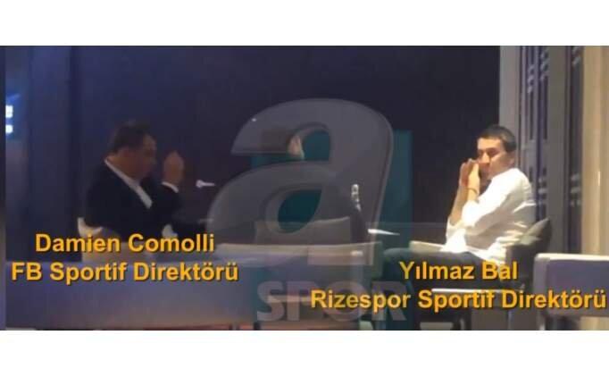 Fenerbahçe - Muriqi: Resmi görüşme yapıldı