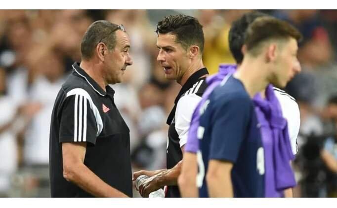İtalya'da Cristiano Ronaldo tartışması!