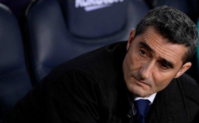Valverde: ''Barcelona'da kalır mıyım? Ben de bilmiyorum''