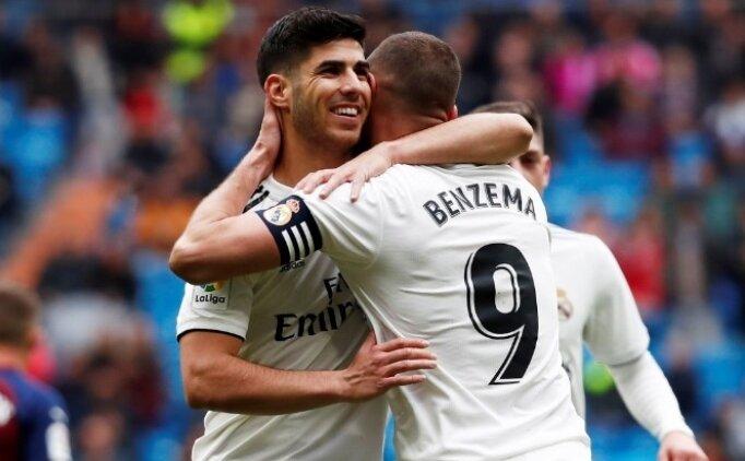 Real Madrid, Asensio için 180 milyon euroyu reddetti!