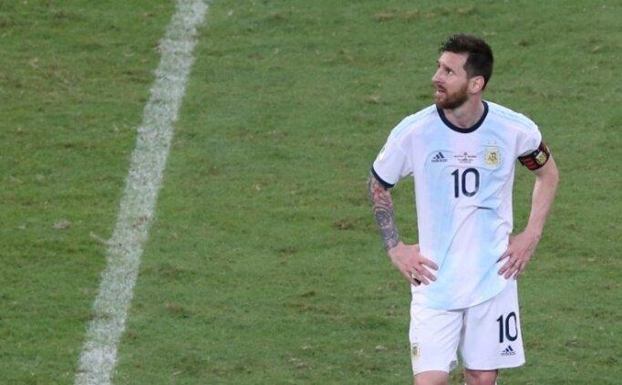 Lionel Messi: 'Ağlamaya devam edemeyiz'