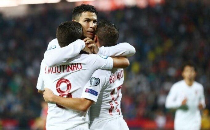 'Ronaldo'ya sahipseniz, her şey çok kolaydır'