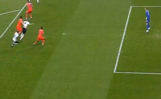 VAR, penaltı, Burak Yılmaz!
