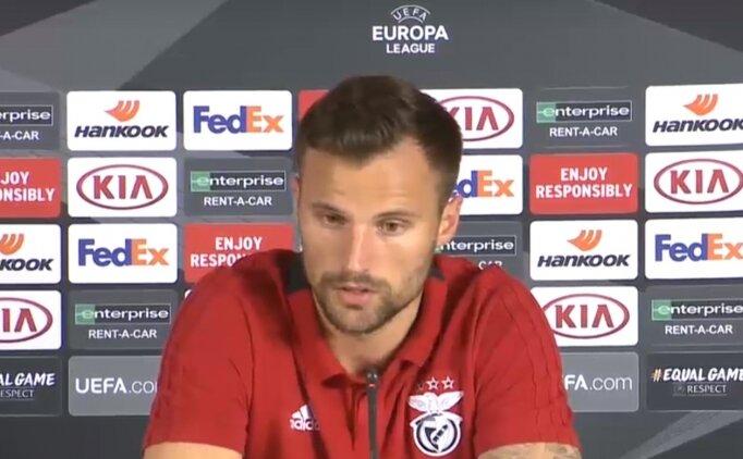 Seferovic: 'Galatasaray maçını kazanmaya geldik'