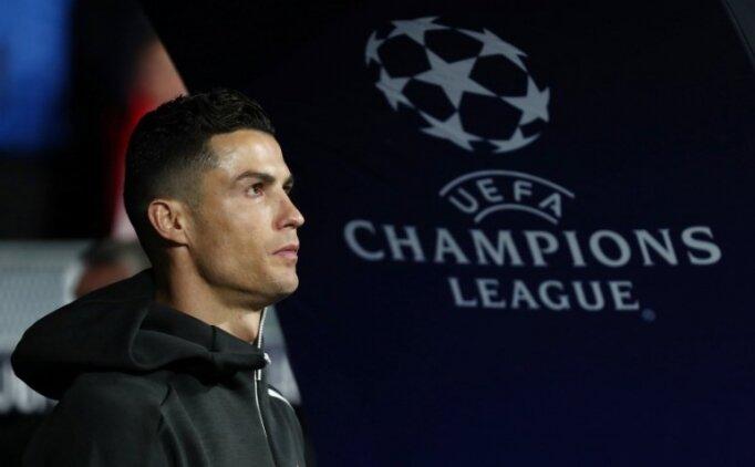 Cristiano Ronaldo: 'Geri dönüşe hazır olun'