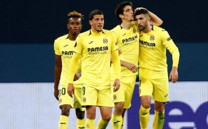 Villarreal güle oynaya çeyrek finalde! Zenit...