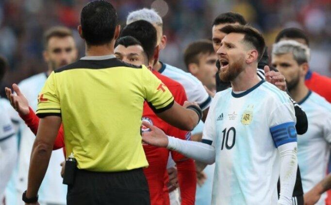 Messi: 'Brezilya'nın kazanması için düzenlenmiş'