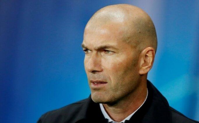 Zinedine Zidane'dan sitem; 'Herkes suçlu'