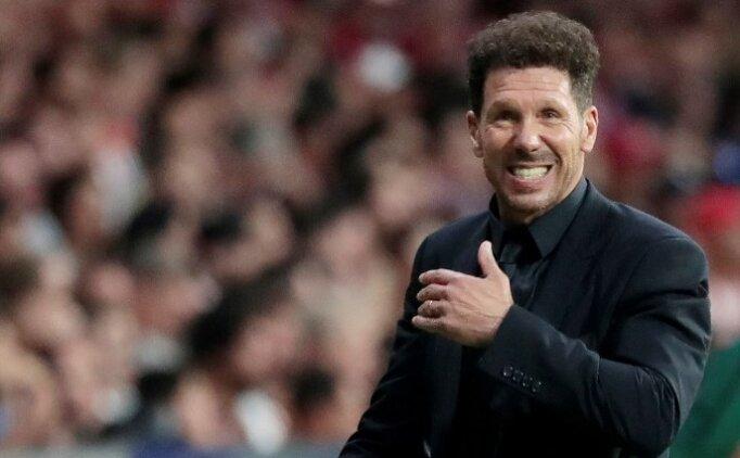 Diego Simeone: 'Geri dönüş hoşuma gitti'
