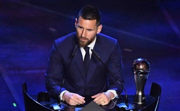 Lionel Messi: 'Fazla zaman yok, gelişmeliyiz'