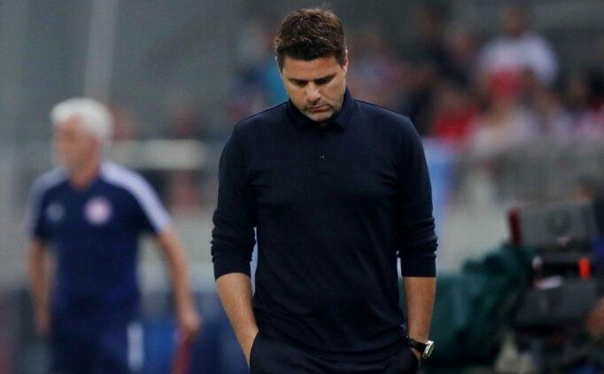Pochettino: 'Hayal kırıklığına uğradım'