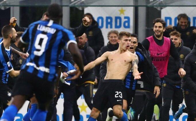 Inter 2. yarıda döndü ve kazandı!