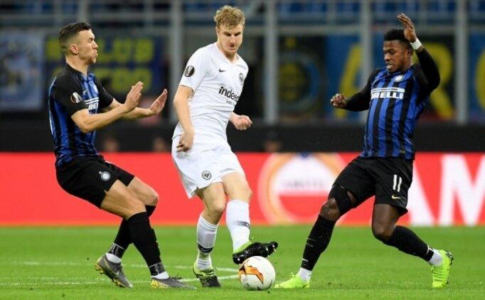 Avrupa Ligi'nde Inter'den erken veda!