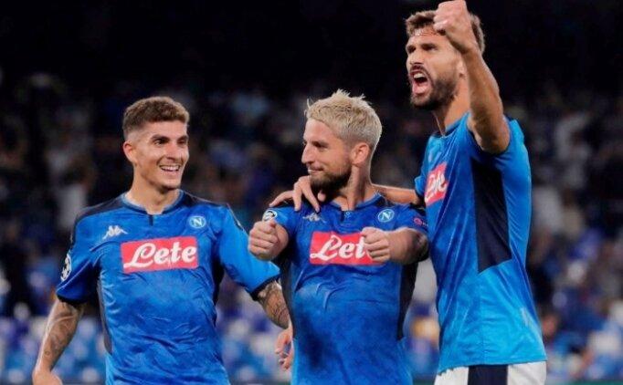 Napoli, son şampiyon Liverpool'u 2 golle devirdi!