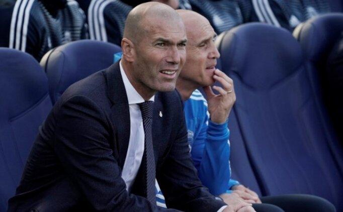 Zinedine Zidane rest çekti! 'Ayrılırım'