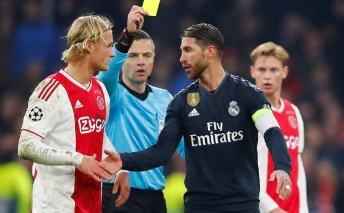 Sergio Ramos: 'VAR'ın savunucusuyum, adil...'